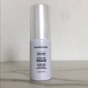 5/$25! BAREMINERALS Dew Mist Setting Spray
